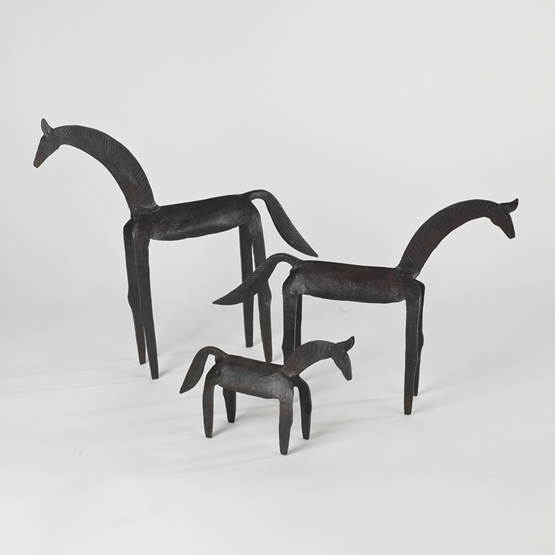 Primitive Iron Horses