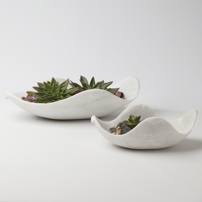 Marble Dove Bowls