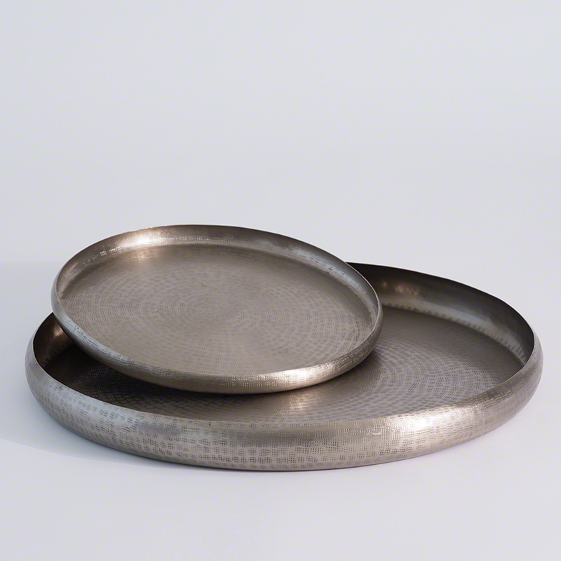Offering Tray-Antique Nickel