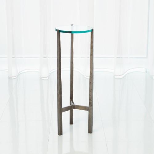 Oculus Table-Natural Iron
