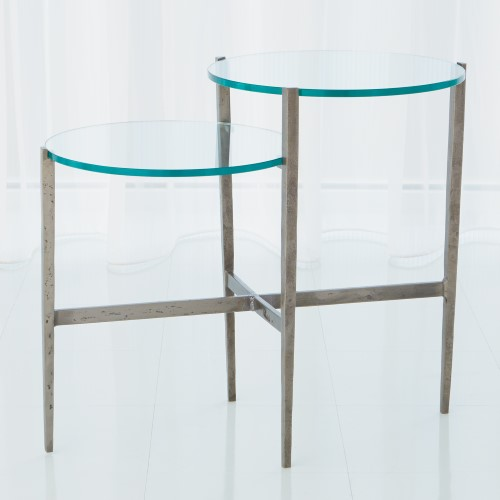 Dante Table-Natural Iron