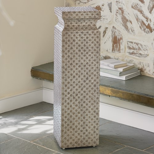 Circo Pedestal-Antique Nickel