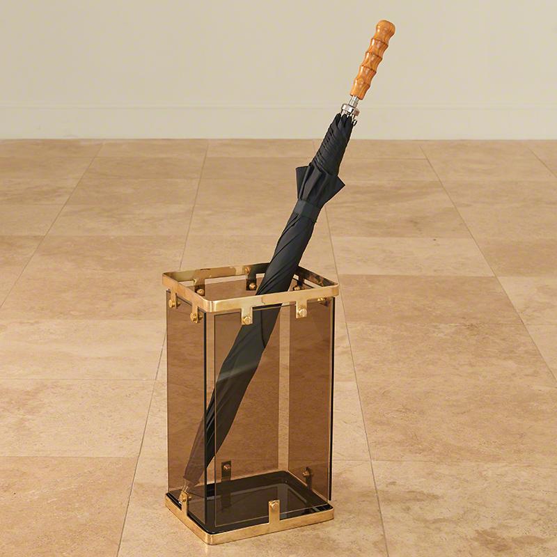 Umbrella Stand-Brass