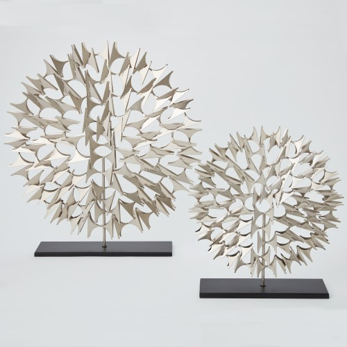 Cosmos Sculpture Nickel