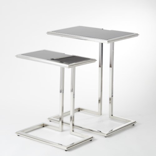 Cozy Up Table-Stainless Steel-Lg