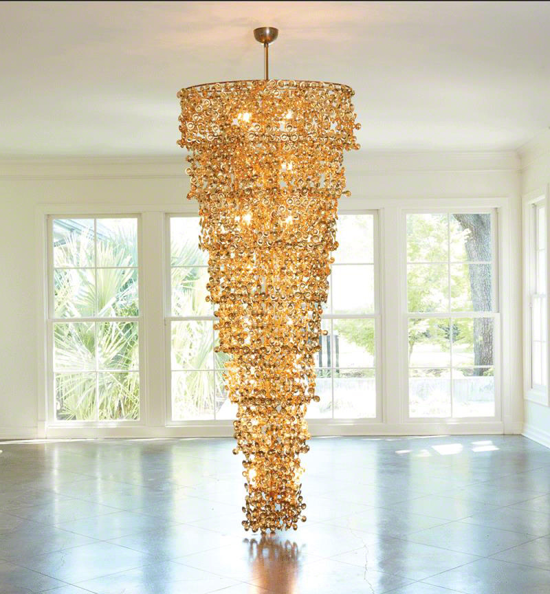 Sprocket Chandelier
