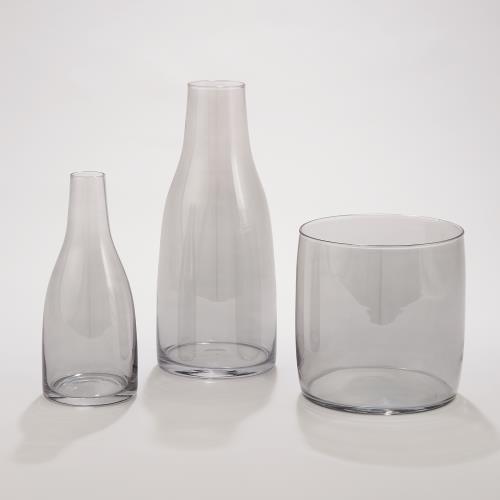 Aurora Vase-Dusk-Round
