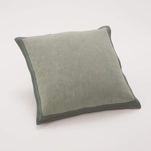 Fine Frame Pillow-Spruce