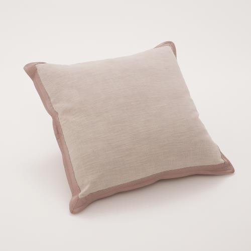 Fine Frame Pillow-Wisteria