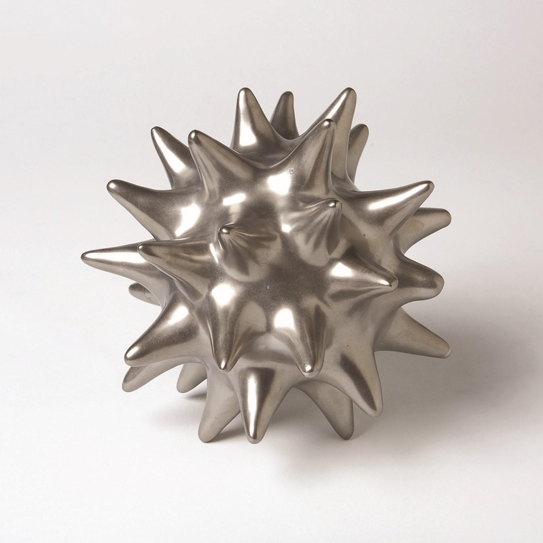 Urchin-Matte Silver