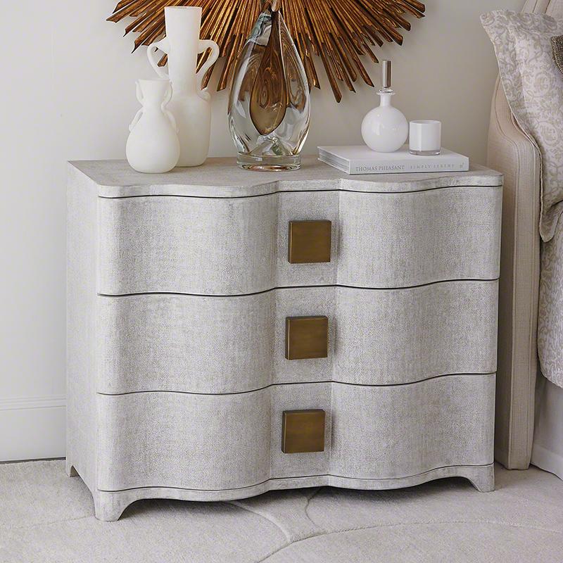 Toile Linen Chest