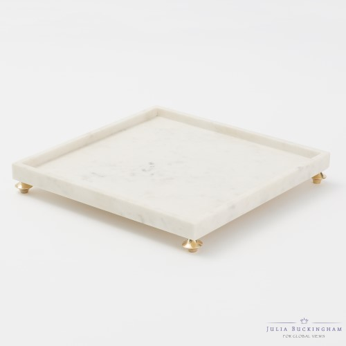 Quintessential Tray-Square-White