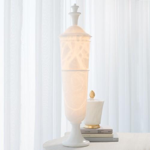 Alexander Lighted Urn