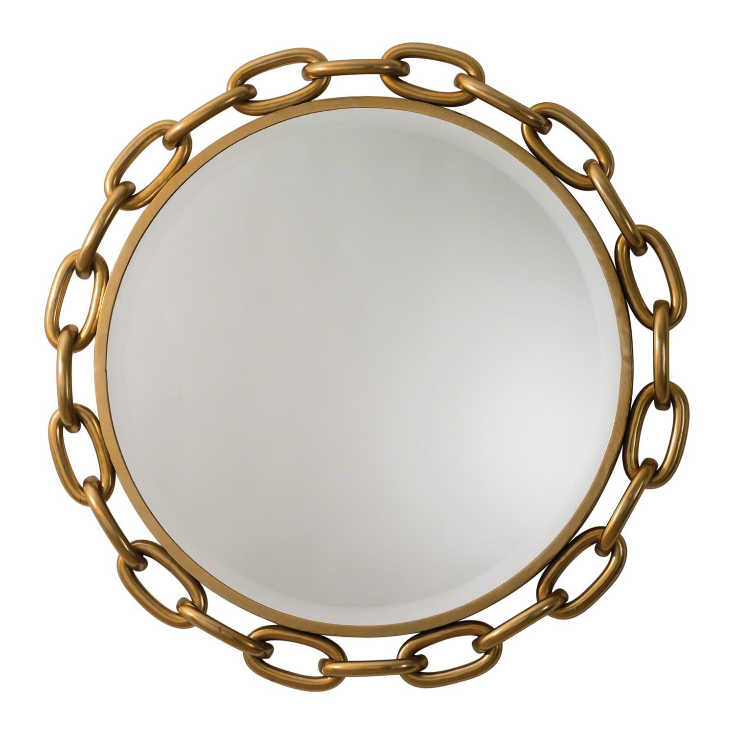 Linked Mirror Gold