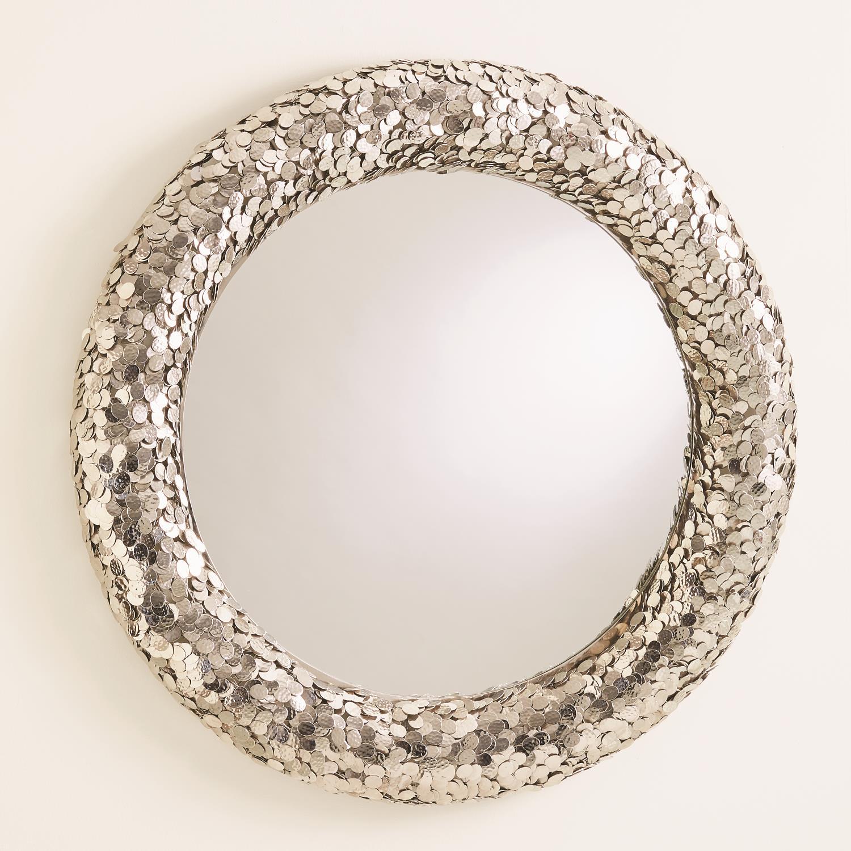 Gypsy Coin Mirror Nickel