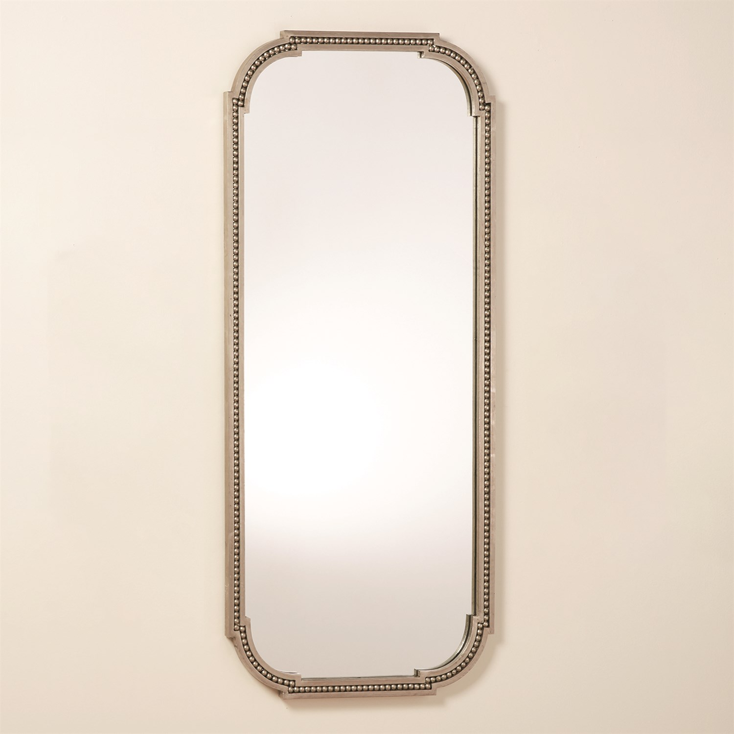 Forged Pearl Mirror