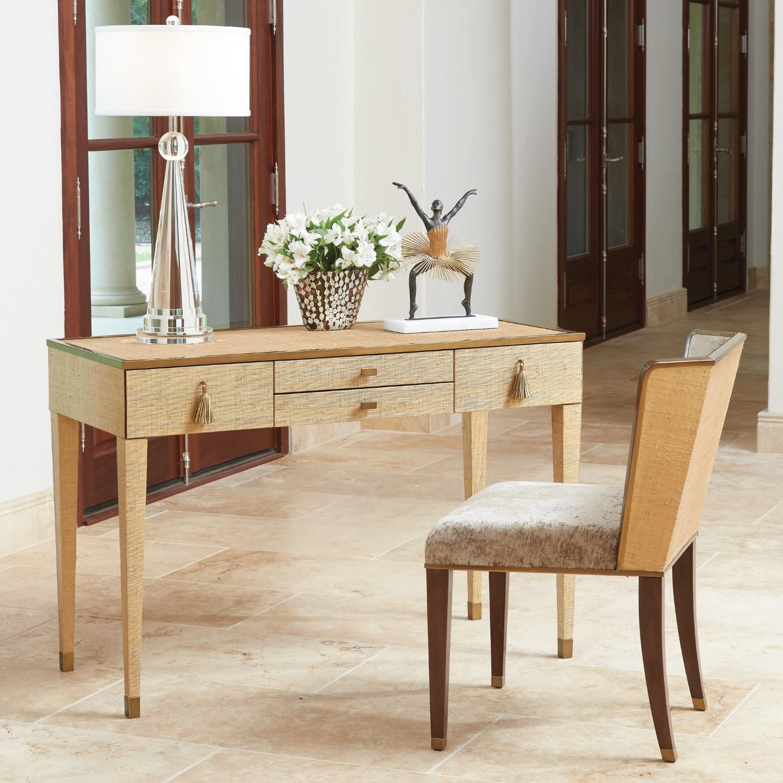 D Oro Vanity Desk