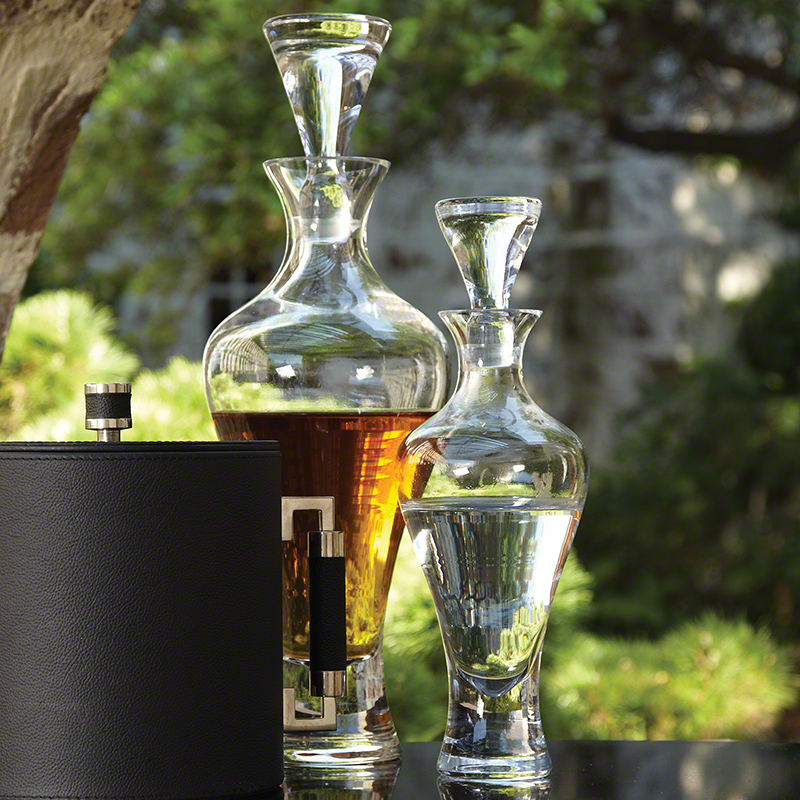 King / Queen Decanter