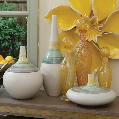 Spinner Vase