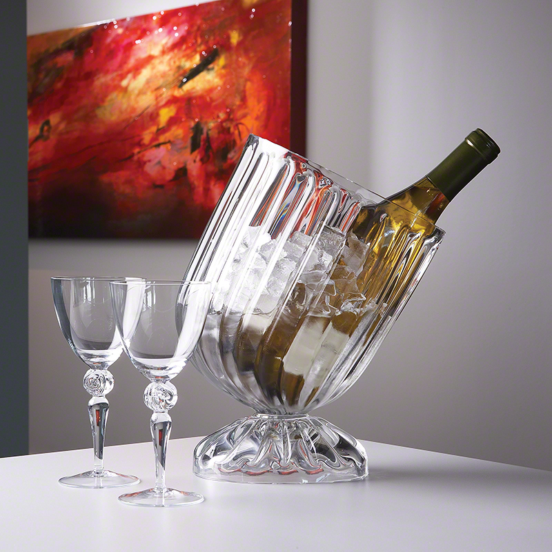 Optic Slanted Wine Chiller