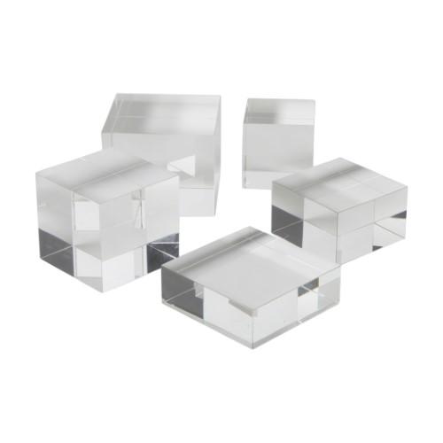 Crystal Cube Riser