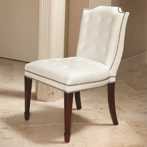 Atlanta Chair-White