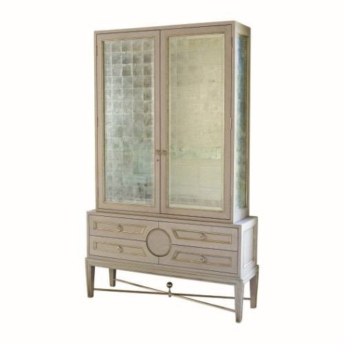 Collectors Cabinet-Grey