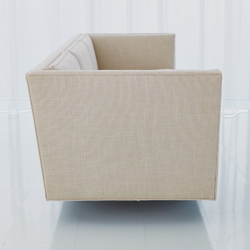 products | Gent Sofa-Woven Windsor - GLOBAL VIEWS
