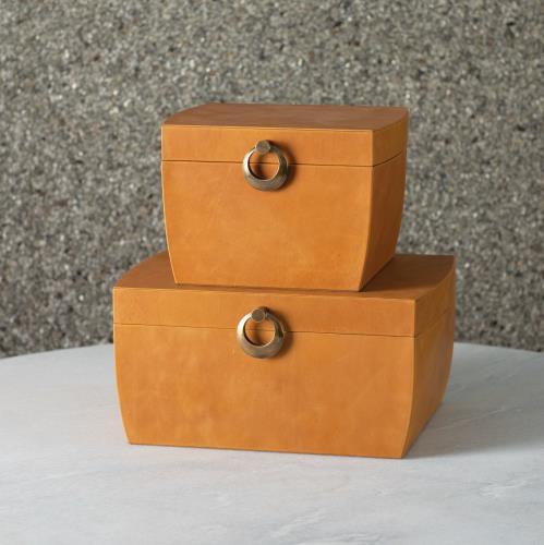Carson Box-Caramel
