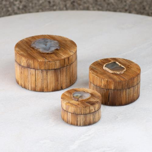 Amulet Round Box