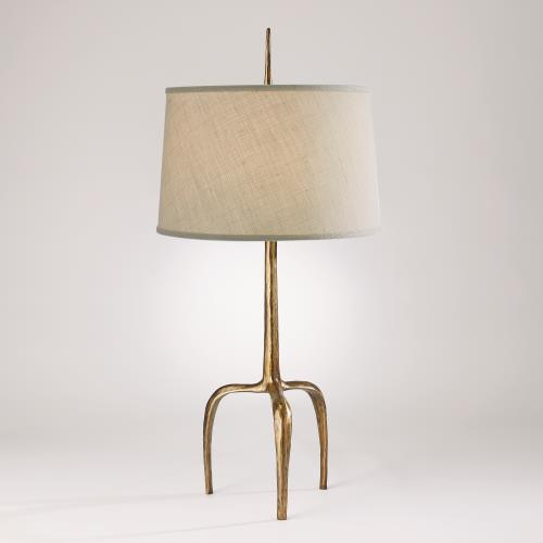 Riley Table Lamp-Gold