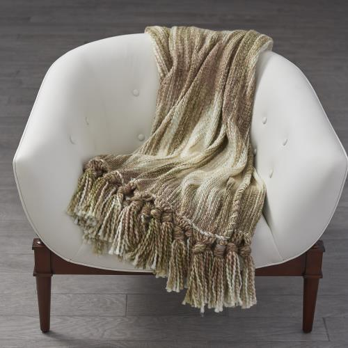 Prairie Throw-Gold