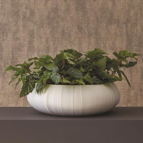 Linen Centerpiece-Soft White