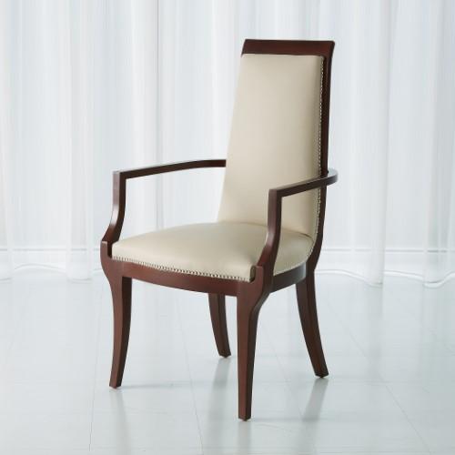 Elegant Deco Arm Chair
