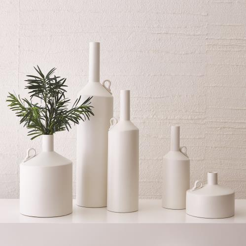 Metro Bottle-Matte-White