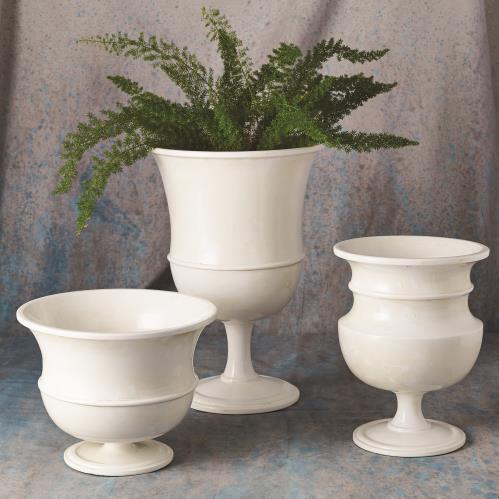Classic Urn-White