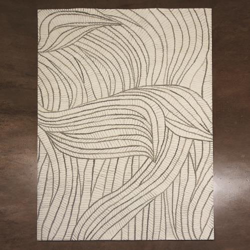 Ridges Rug-Greys
