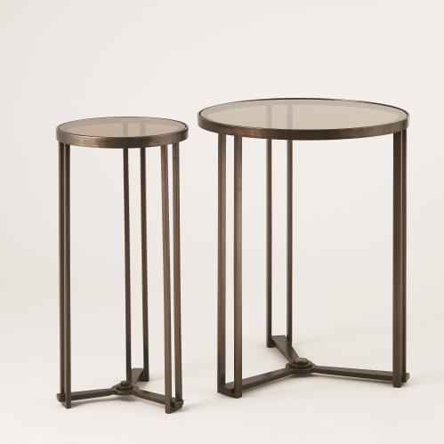 Tripod Table-Bronze