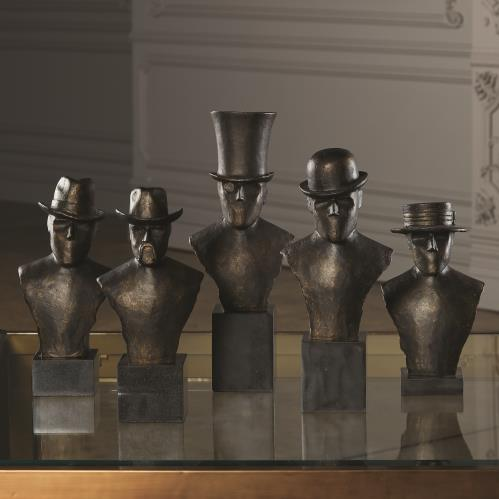 Top Hat Sculpture