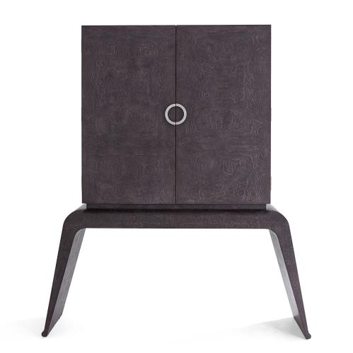 Baxter Bar Cabinet-Grey