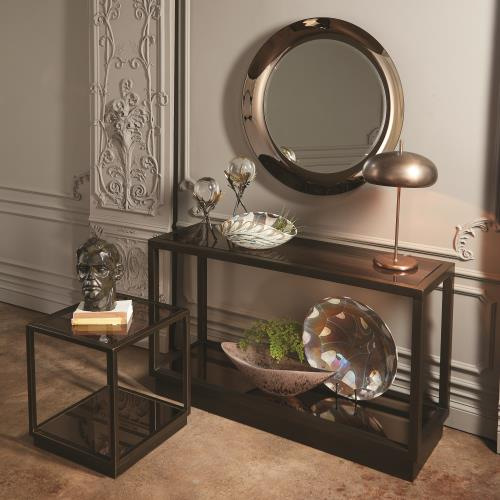LeSueur Side Table - Bronze