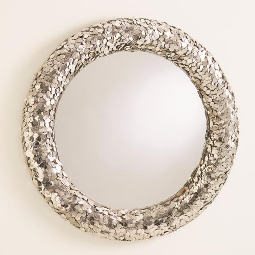 Gypsy Coin Mirror-Nickel