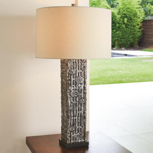 Abstract Block Lamp