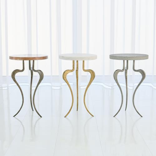 Silhouette Accent Tables