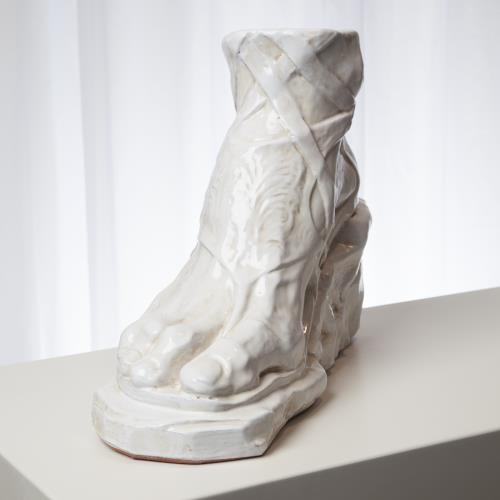 Roman Foot Sculpture
