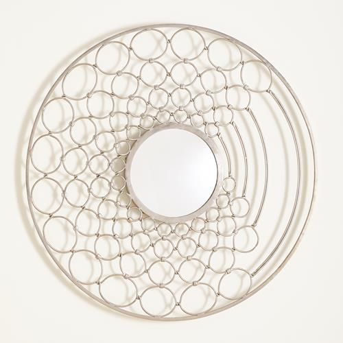 Loop Mirror-Silver