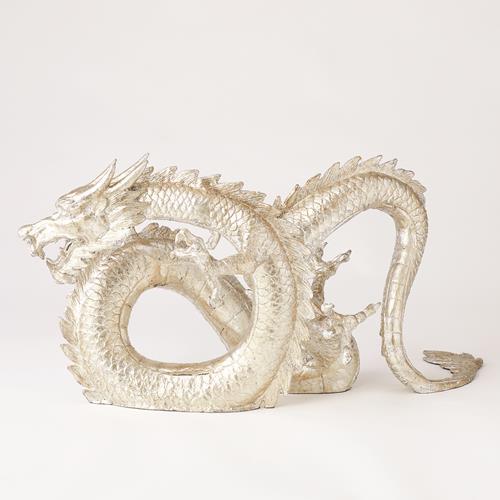 Dragon-Silver Leaf