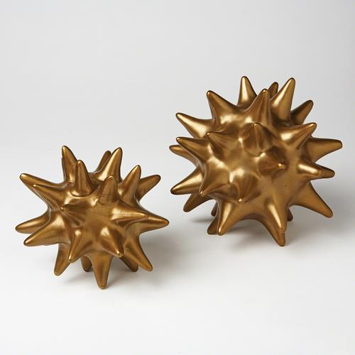 Urchin-Antique Gold