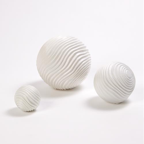 Varenne Sphere-Matte White