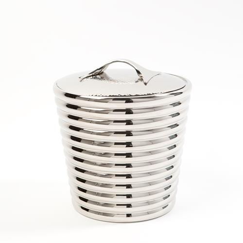 Beauty Ice Bucket-Nickel